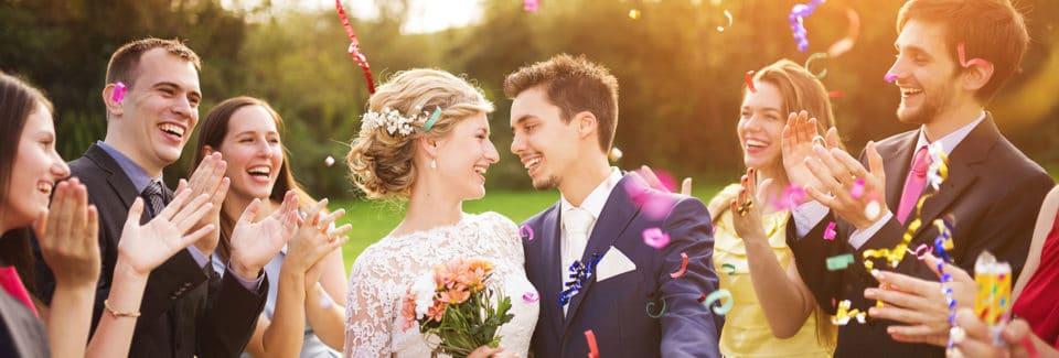 Organiser son mariage: faites participer vos invités!
