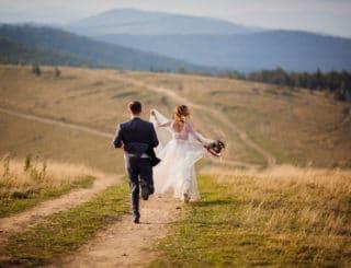 Se marier en petit comité: dites OUI à la «fugue amoureuse»