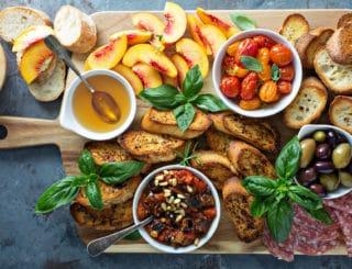 Repas de mariage: les plats à partager ont la cote