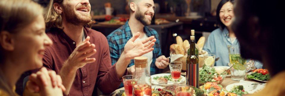 Grandes occasions : organiser un repas sans stress
