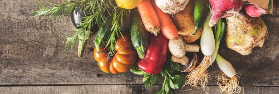 Focus légumes : bien suivre les saisons